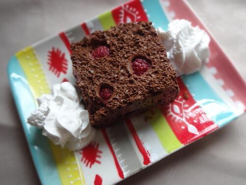 Petits pâtisseries à la  Mousse au Chocolat et Fruits Rouges [Végétalien]
