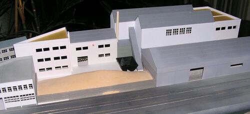 L'usine à charbon