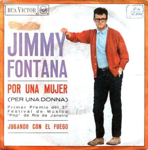 Jimmy Fontana - Jugando Con El Fuego