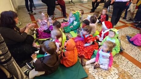 Carnaval à la salle Marie Jeanne