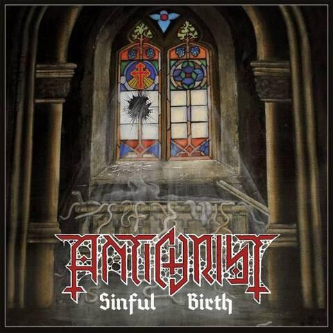 ANTICHRIST - Les détails du nouvel album