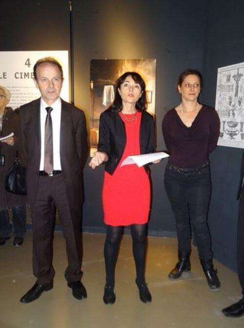 Hommage à Félicie Fougère, qui fut six années Conservatrice du Musée du Pays Châtillonnais-Trésor de Vix