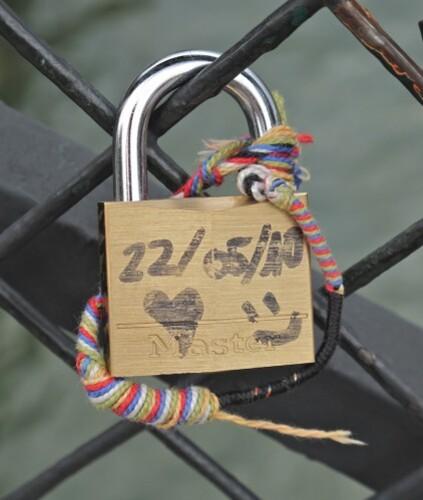 cadenas amour pont archevêché 6