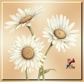 FL0092 - Tube fleurs