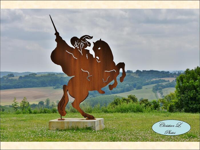 Le musée et le village de d'Artagnan (I)...