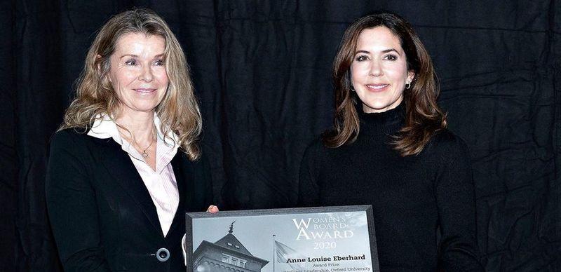 Women's Board Award 2020.