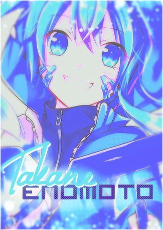 """Takane Enomoto"""