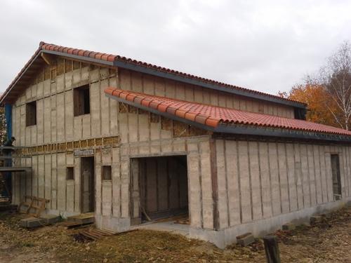 Tuiles maison et garage : du 1er novembre au 12 novembre 2014