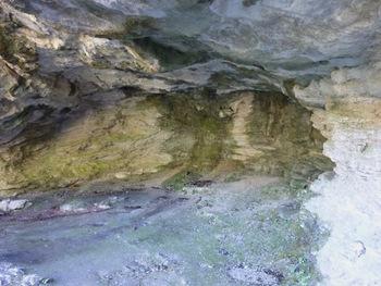 Le fond de la Grotte