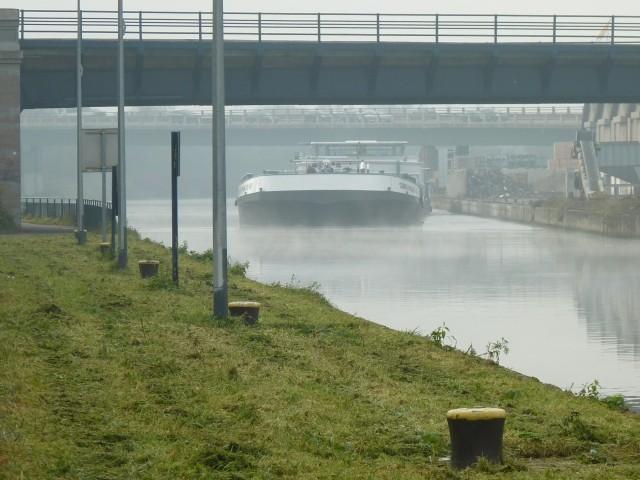 L'écluse du port Mazerolle de Metz 1 Marc de Metz 2011