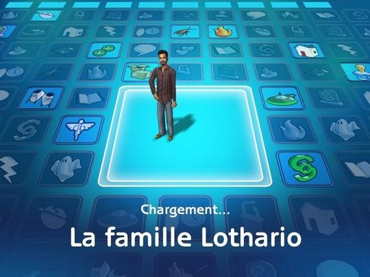 Printemps 1 - Montsimpa - Famille Lothario (du mardi au vendredi)