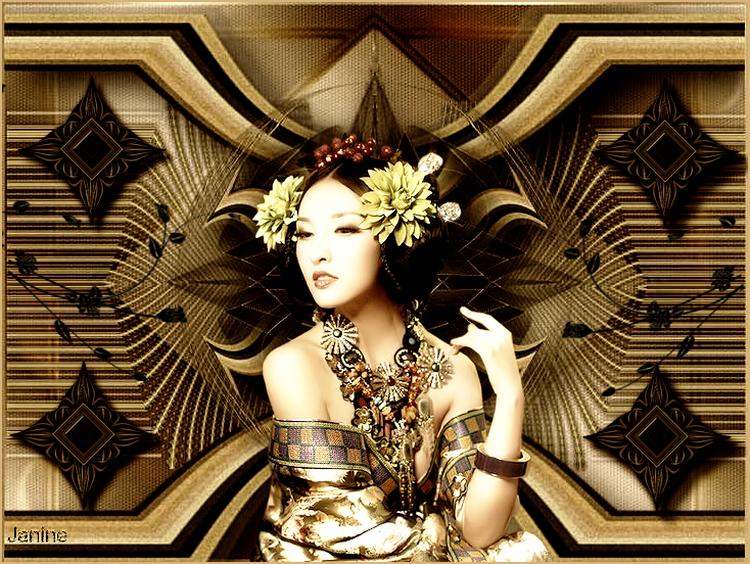 Défi de Beauty   Petite  Asia