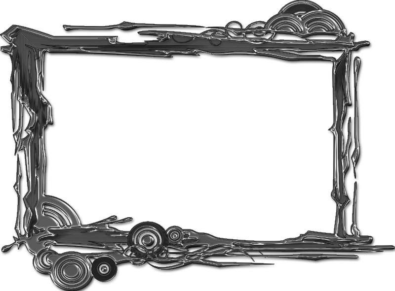Tube cadre metal