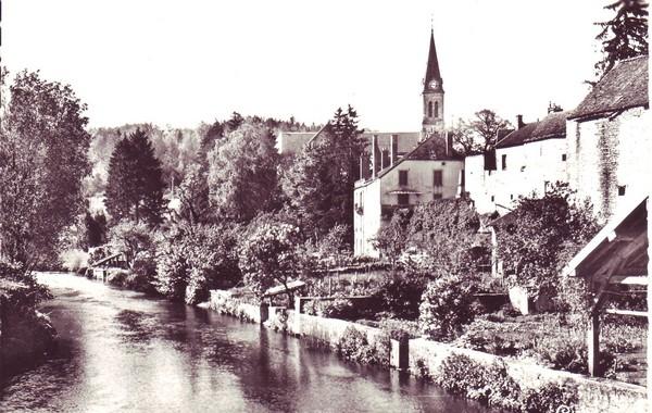 Souvenirs de Pierre Roy : L'eau à Aisey au XIXème siècle