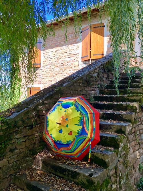 Escaliers de charme (suite)