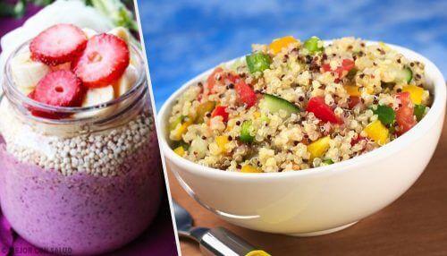 Pourquoi devriez-vous consommer du quinoa ?