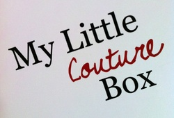 My Little box de Septembre, Changement de Look ... Seriously ?