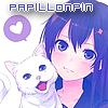 Papillonpin