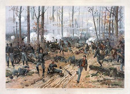 Pourquoi des soldats en pleine guerre se sont mis à briller et ont soudainement guéri plus vite
