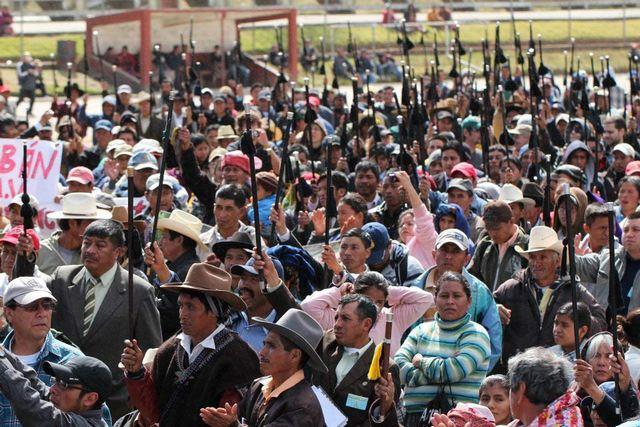 Peuples autochtones : la cheffe des droits de l'homme de l'ONU appelle au respect des traités existants