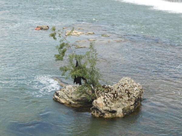 Garonne à sec