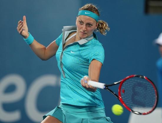 Rôdage réussit pour Kvitova