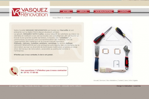 vasquez renovation
