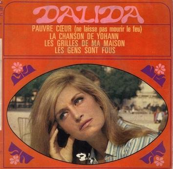 Dalida, 1967