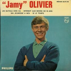 Version de JAMES OLIVIER : UN BATEAU S'EN VA