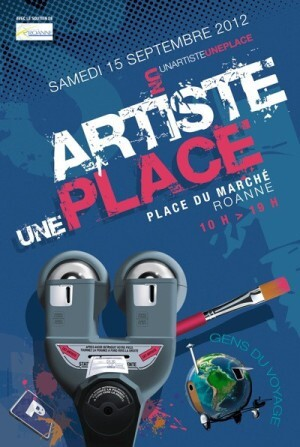 unartisteuneplace 2012