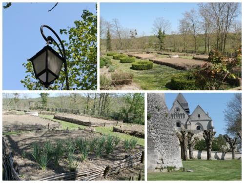 Coucy le Château, promenade autour des remparts