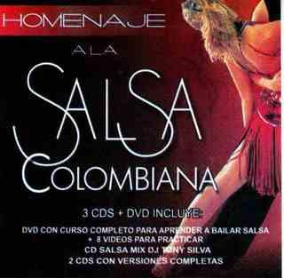 SALSA COLOMBIENNE,   Salsa