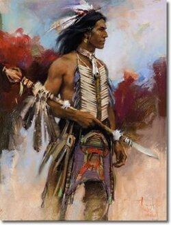 Un nouveau guide amérindien