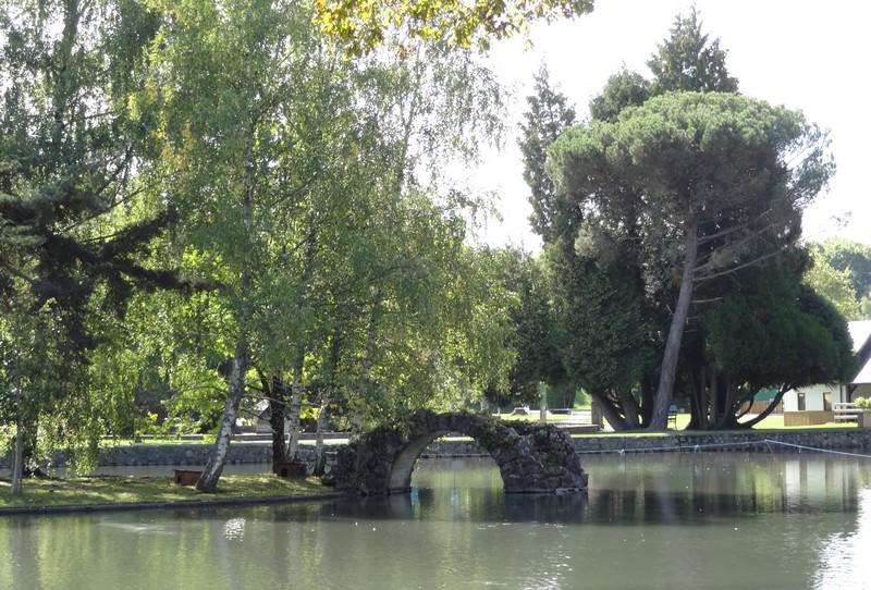 Parc de la Demi-Lune,  Lannemezan (65)