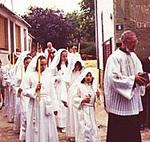 1969 : côté culte à Elancourt Village