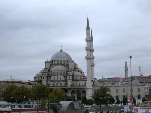 Retour en Turquie