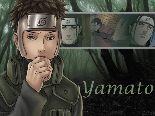 Le capitaine Yamato