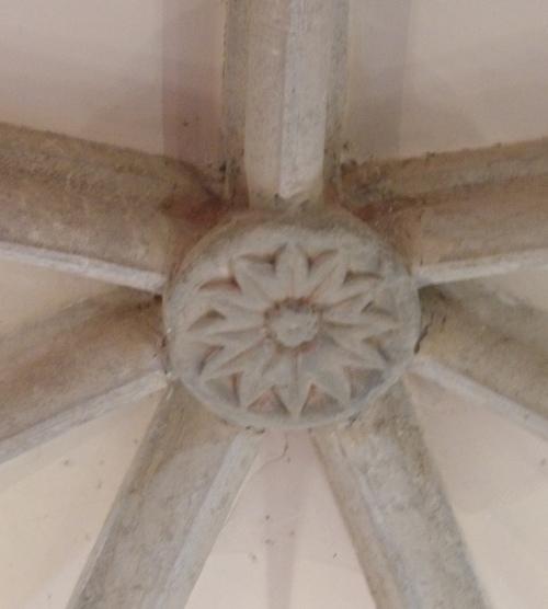 L'église de Conzieu ( 2 )