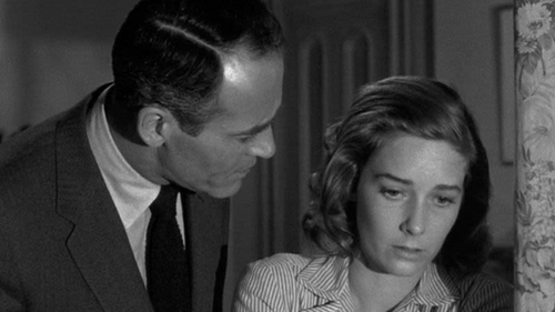 Le faux coupable, The wrong man, Alfred Hitchcock, 1956