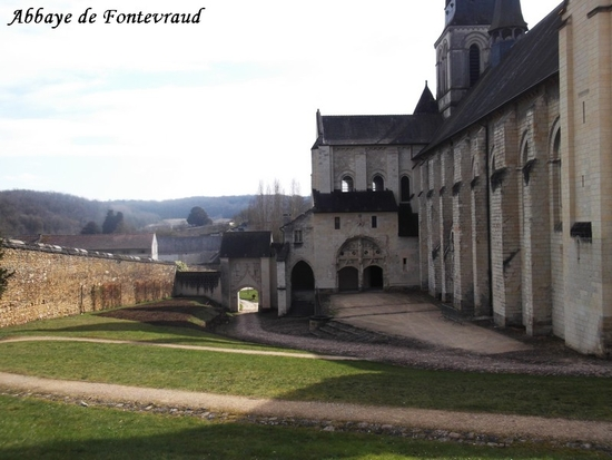 Abbaye de Fontevraud (5)