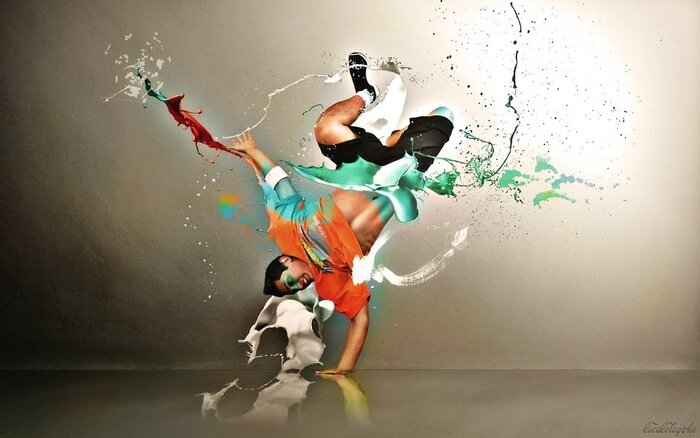 Style, break, danse, people Wallpaper