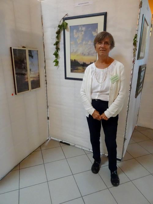 Le salon d'automne 2017 de Chamesson a eu un grand succès !