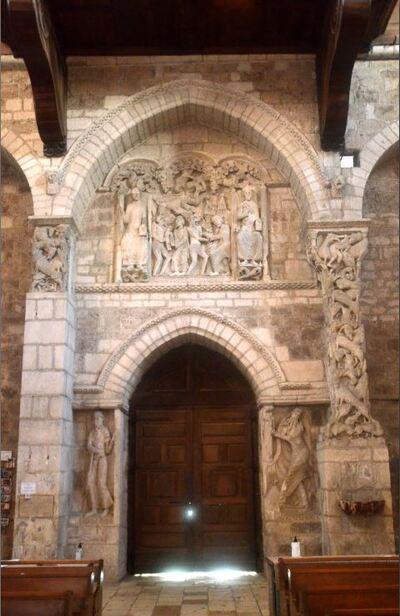 Vacances périgourdines : l'Abbaye et le Musée des automates de Souillac