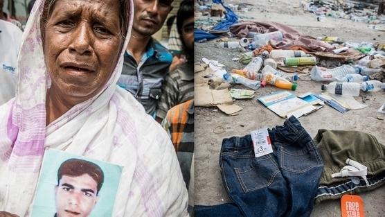 RANA PLAZA, un triste anniversaire pour le Bangladesh...