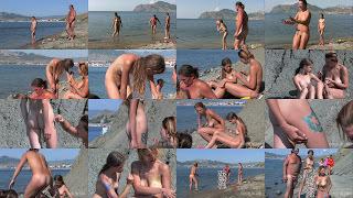 Candid-HD - Family Nudist Fun.