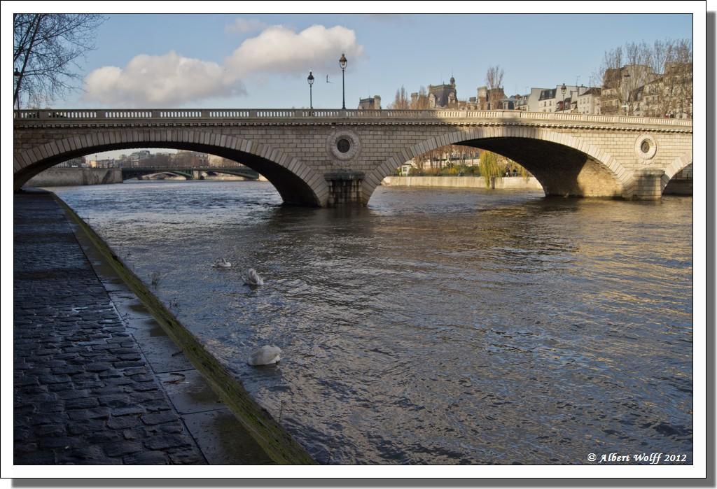 Paris Tous les sujets ne se prêtent pas  toujours au N&B à ma façon (5)