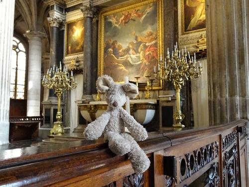 Ce n'est pas la tournée des grands ducs, mais celle d'églises!