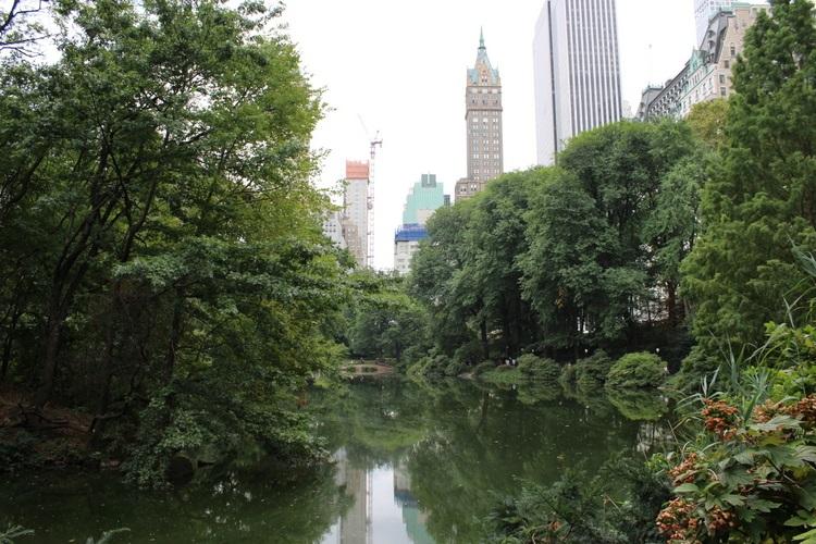 New York : Central Park 1/2