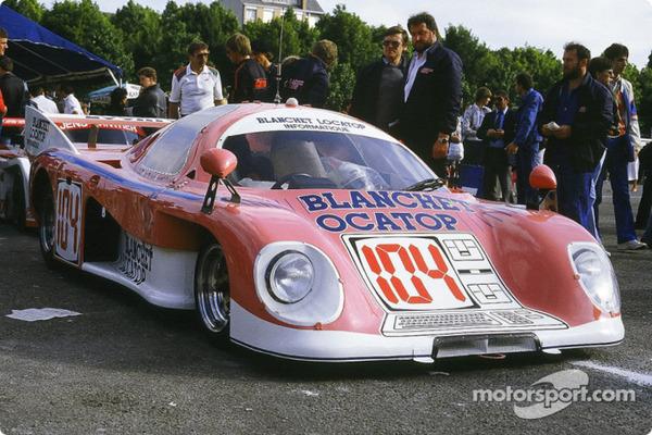 Le Mans 1985 Abandons