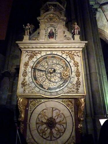 Horloge astronomique St Jean